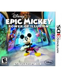 Epic Mickey Power Illusion