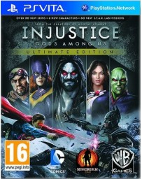 Injustice Gods Among Us Ultimate