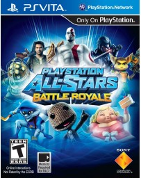 PlayStation All- Stars Battle Royale