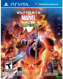 Ultimate Marvel vs Capcom