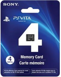 Memory Card 4 GB PS VITA