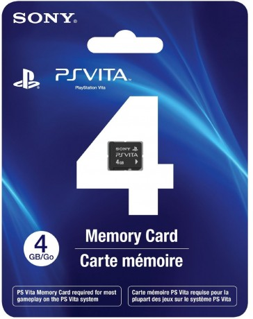Memory Card 4 GB