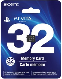Memory Card 32 GB PS VITA