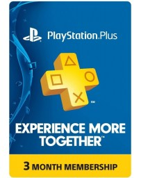 Playstation plus card 3 meses [Codigo Digital]