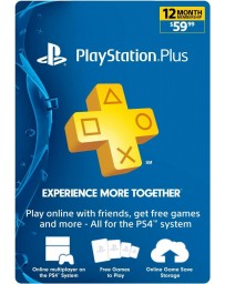 Playstation plus card 12 meses [Codigo Digital]