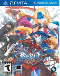 BlazBlue: cotinuum shift extend