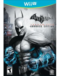 Batman Arkham City Armored