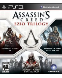 Assassin´s Creed Ezio Trilogy