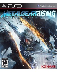 Metal Gear Solid Rising: Revengeance